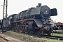 """Krupp 1248 - DB """"003 088-2"""" 02.05.1973 - Ulm, BahnbetriebswerkMartin Welzel"""