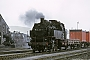 "Krupp 1298 - DB  ""064 289-2"" 05.04.1973 - Lauda, BahnhofKlaus Heckemanns"