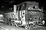 """Krupp 1298 - DB  """"064 289-2"""" 08.09.1973 - Crailsheim, BahnbetriebswerkMartin Welzel"""