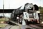 """Krupp 1414 - DR """"01 1516-2"""" 24.09.1977 - Dresden, Bahnbetriebswerk AltstadtThomas Wedel"""