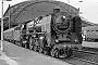 """Krupp 1415 - DR """"01 2118-6"""" 27.07.1973 - Dresden-Neustadt, BahnhofM.Zaage (Archiv Stefan Carstens)"""