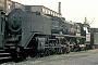 """Krupp 1417 - DR """"01 2120-2"""" 09.10.1977 - Dresden-Altstadt, BahnbetriebswerkMartin Welzel"""