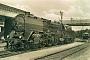 """Krupp 1429 - DRG """"01 146"""" 01.05.1935 - Nürnberg, Ausstellung 100 Jahre Deutsche EisenbahnDeutsche Reichsbahn (Archiv Christoph Weleda)"""