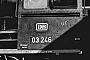 "Krupp 1565 - DB ""003 246-6"" 04.04.1969 - DonaueschingenKarl-Friedrich Seitz"