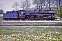 "Krupp 1570 - DB ""003 251-6"" __.03.1971 - Ulm-DonautalHelmut H. Müller"
