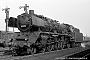 "Krupp 1571 - DB ""003 252-4"" 02.03.1969 - Paderborn, BahnbetriebswerkUlrich Budde"