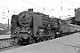 """Krupp 1611 - DR """"01 2207-7"""" 11.09.1975 - Dresden-Neustadt, BahnhofM.Zaage (Archiv Stefan Carstens)"""