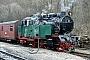 "Krupp 1875 - DR ""099 120-8"" 27.03.1993 - Alexisbad, BahnhofGerd Bembnista (Archiv Stefan Kier)"