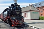 "Krupp 1875 - HSB ""99 6001-4"" 03.07.2014 - Gernrode (Harz), BahnhofStefan Kier"
