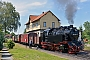 "Krupp 1875 - HSB ""99 6001-4"" 04.07.2014 - Gernrode (Harz)Stefan Kier"