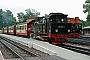 """Krupp 1875 - HSB """"99 6001-4"""" 01.07.2007 - Gernrode (Harz), BahnhofFrank Glaubitz"""