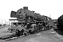 """Krupp 1905 - DB """"042 083-6"""" 23.03.1975 - Rheine, BahnbetriebswerkMichael Hafenrichter"""