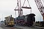 """Krupp 1927 - SSN """"41 105"""" 01.05.1980 - VlissingenHans Scherpenhuizen"""