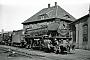 """Krupp 1928 - DB """"042 106-5"""" 24.03.1972 - Rheine, BahnbetriebswerkMartin Welzel"""