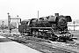 "Krupp 2018 - DR ""44 0196-4"" 11.04.1979 - Saalfeld (Thüringen), BahnhofArchiv Jörg Helbig"
