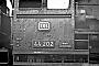 """Krupp 2024 - DB """"44 202"""" __.__.1966 - Crailsheim, BahnbetriebswerkHelmut H. Müller"""