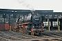 """Krupp 2031 - DB  """"044 209-5"""" 08.10.1976 - Gelsenkirchen-Bismarck, BahnbetriebswerkMartin Welzel"""