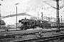 """Krupp 2051 - DB  """"050 185-8"""" 25.05.1971 - Lahnstein-Oberlahnstein, Bahnhof OberlahnsteinKarl-Hans Fischer"""