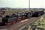 """Krupp 2075 - DB  """"052 613-7"""" 31.03.1977 - Crailsheim, BahnbetriebswerkBernd Magiera"""