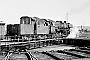 """Krupp 2085 - DB  """"050 219-5"""" 10.06.1969 - Limburg, BahnhofKarl-Hans Fischer"""