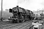 "Krupp 2086 - DB ""50 1512"" 12.04.1966 - Limburg, BahnbetriebswerkDetlef Schikorr"
