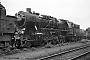 "Krupp 2095 - DB  ""50 229"" 10.06.1961 - Braunschweig, BahnbetriebswerkWolfgang Illenseer"