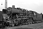 "Krupp 2098 - DB  ""050 232-8"" 11.10.1975 - Oberhausen-Osterfeld, Bahnbetriebswerk SüdMichael Hafenrichter"
