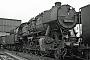 "Krupp 2098 - DB  ""050 232-8"" 21.01.1973 - Oberhausen-Osterfeld, Bahnbetriebswerk SüdMartin Welzel"