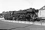 """Krupp 2113 - DB """"03 1056"""" __.__.1962 - Hagen, Bahnbetriebswerk EckeseyPeter W. Hauswald [†] (Archiv Eisenbahnfreunde Witten)"""