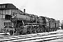 """Krupp 2177 - DB  """"050 402-7"""" 04.01.1968 - Hamburg-Wilhelmsburg, BahnbetriebswerkGerhard Bothe †"""