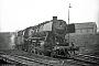 """Krupp 2177 - DB  """"050 402-7"""" 27.09.1972 - Crailsheim, BahnbetriebswerkMartin Welzel"""