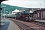 """Krupp 2242 - DB """"044 594-0"""" 21.07.1975 - Betzdorf, BahnhofAxel Johanßen"""