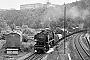 """Krupp 2244 - DB  """"044 596-5"""" 18.06.1971 - Siegen-Eiserfeld, BahnhofKarl-Hans Fischer"""