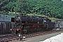 "Krupp 2244 - DB  ""044 596-5"" 30.07.1975 - Betzdorf, BahnbetriebswerkAxel Johanßen"