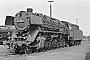 """Krupp 2254 - DB """"043 606-3"""" 12.05.1969 - Rheine, BahnbetriebswerkRichard Schulz (Archiv Christoph und Burkhard Beyer)"""