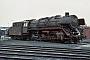 "Krupp 2254 - DB ""043 606-3"" 17.05.1970 - Rheine, BahnbetriebswerkHelmut Philipp"