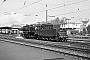 """Krupp 2330 - DB  """"050 965-3"""" 21.10.1969 - Lahnstein-NiederlahnsteinKarl-Hans Fischer"""