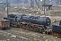 "Krupp 2362 - DR ""50 3658"" 18.03.1991 - Chemnitz-Hilbersdorf, BahnbetriebswerkIngmar Weidig"