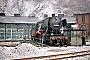 "Krupp 2365 - DB  ""050 904-2"" 27.12.1975 - Betzdorf, BahnbetriebswerkBruno Georg"