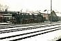 """Krupp 2365 - DDM """"50 904"""" 21.12.1991 - Neuenmarkt-Wirsberg, Deutsches Dampflokomotiv MuseumLutz Diebel"""