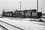 """Krupp 2368 - DB  """"050 907-5"""" 22.02.1969 - Hamburg-Eidelstedt, BahnbetriebswerkHelmut Philipp"""