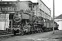 """Krupp 2374 - DB  """"050 913-3"""" 04.02.1972 - Wuppertal-Vohwinkel, BahnbetriebswerkMartin Welzel"""