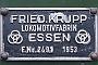 "Krupp 2491 - MEM ""MEVISSEN 4"" 04.06.2017 - Minden (Westfalen), Bahnhof Minden-OberstadtThomas Wohlfarth"