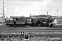 "Krupp 2595 - DB  ""052 430-6"" 10.08.1968 - Oberhausen-Osterfeld, Bahnhof SüdWerner Wölke"