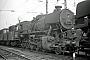"""Krupp 2598 - DB  """"052 433-0"""" 04.02.1972 - Wuppertal-Vohwinkel, BahnbetriebswerkMartin Welzel"""