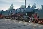 "Krupp 2609 - DB ""052 444-7"" 20.05.1975 - Emden, BahnbetriebswerkBernd Spille"