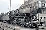 """Krupp 2637 - DB """"052 472-8"""" 21.06.1968 - Hannover, Bahnbetriebswerk HauptgüterbahnhofDr. Werner Söffing"""