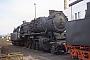 "Krupp 2657 - DR ""50 3603-3"" __.10.1991 - Dresden, Bahnbetriebswerk Dresden-AltstadtKarsten  Pinther"