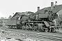 "Krupp 2657 - DR ""50 3603-3"" 04.08.1978 - Stendal (Altmark), BahnbetriebswerkHelmut Constabel [†] (Archiv Jörg Helbig)"