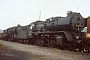 "Krupp 2657 - DR ""50 3603-3"" 11.05.1985 - NossenJohannes Rausch (Archiv Karsten Pinther)"
